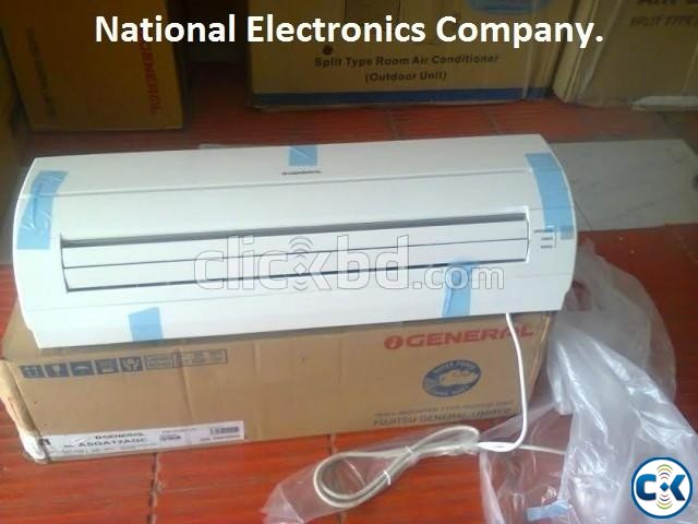 General AC ASGA18FMTA 1.5 Ton 180 Sqft Split Air Conditione | ClickBD large image 0