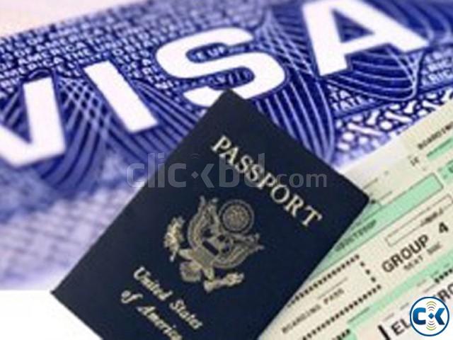 Saudi Visit Visa Process From Bangladesh | ClickBD large image 0