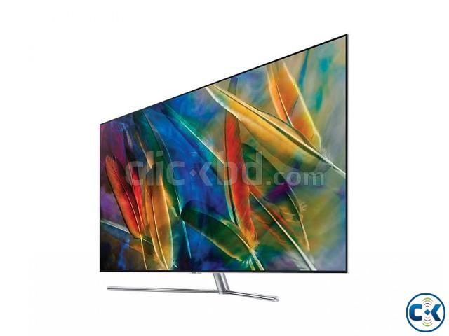 Samsung 55Q7F QLED 4K HDR Smart TV | ClickBD large image 0