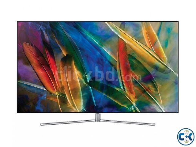 Samsung 55Q7F QLED 4K HDR Smart TV | ClickBD large image 1