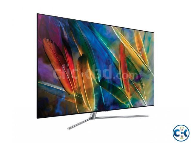 Samsung 55Q7F QLED 4K HDR Smart TV | ClickBD large image 2