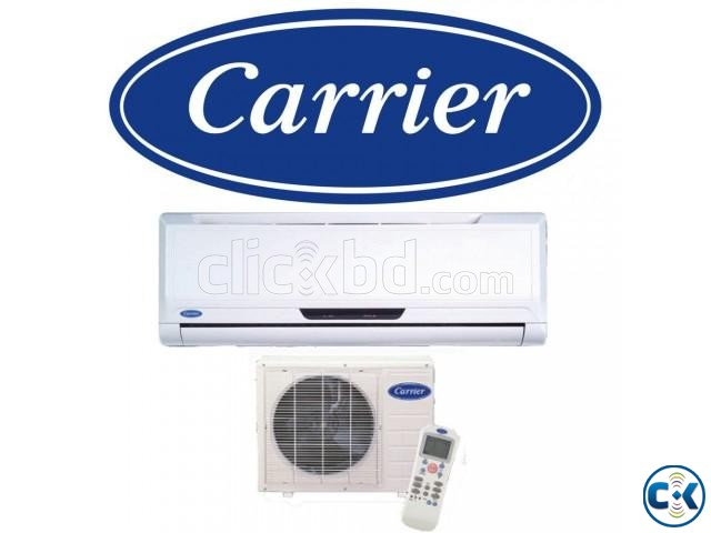 Original Carrier 1.5 Ton 18000BTU Split Type Wall Mounted Ac | ClickBD large image 1