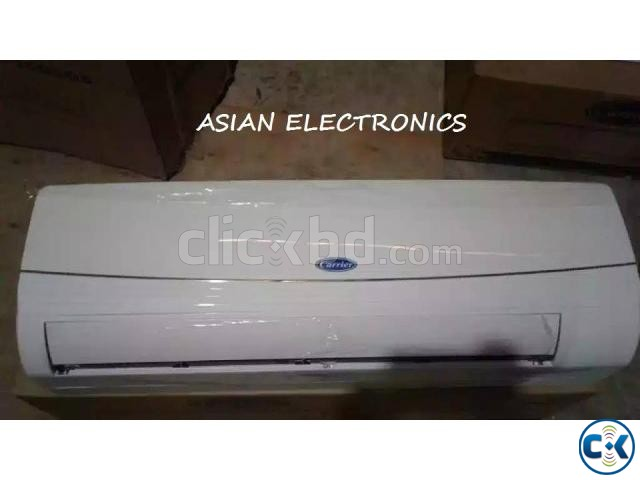 Original Carrier 1.5 Ton 18000BTU Split Type Wall Mounted Ac | ClickBD large image 2