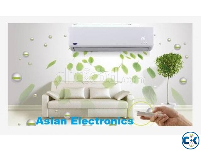 Original Carrier 1.5 Ton 18000BTU Split Type Wall Mounted Ac | ClickBD large image 4