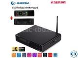 Himidea Q10 PRO 4K Quad Core 2GB RAM Wi-Fi Android TV Box