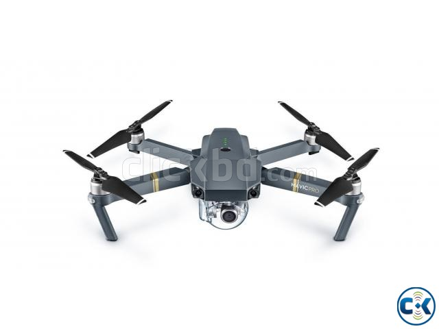 DJI Mavic Pro Quadcopter Fly More Combo | ClickBD large image 0