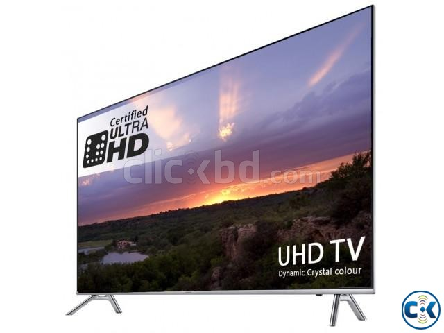 UHD 82 4K Flat Smart TV MU7000 Series 7 | ClickBD large image 1