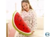 Watermelon Plush Decorative Pillow Creative Gift Cushion