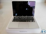 MacBook Pro 13.3 Core i5 256GB SSD
