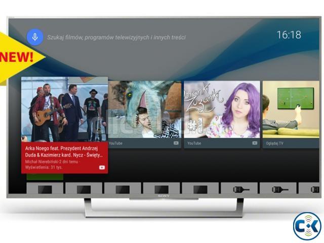 43 X7000E Sony Bravia 4K HDR SMART LED TV | ClickBD large image 0