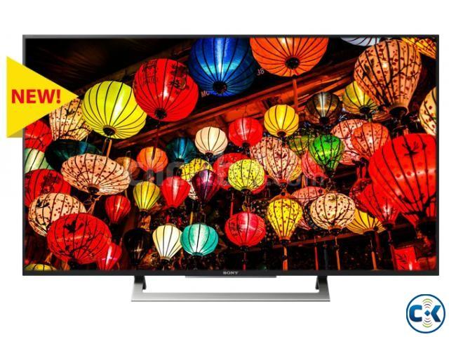 43 X7000E Sony Bravia 4K HDR SMART LED TV | ClickBD large image 1