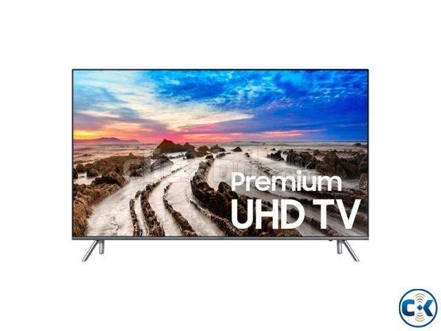 Samsung 55 MU8000 4K Premium UHD TV | ClickBD large image 0