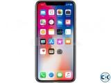 Apple iPhone X 64GB 5.8 Dual 12 MP Camera 3GB RAM Mobile