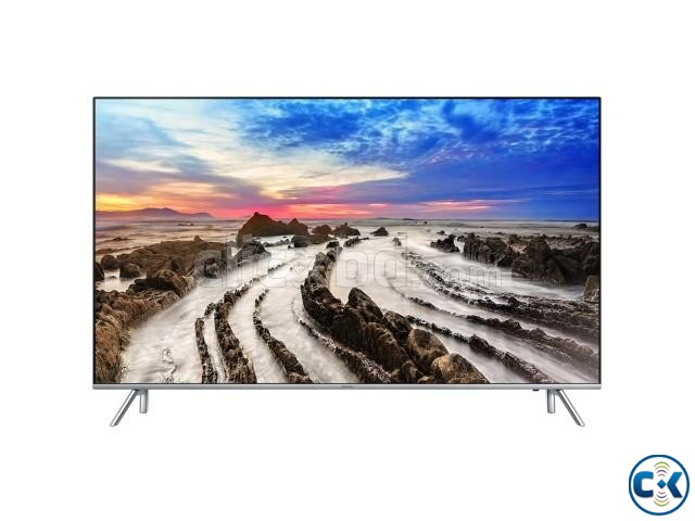 Samsung MU7000 82 Inch Smart Premium 4K LED TV | ClickBD large image 0
