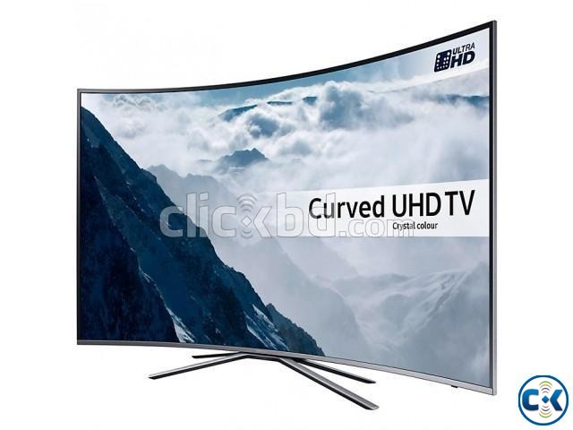 Samsung 48 J6300 Curved Smart LED TELEVISION | ClickBD large image 1