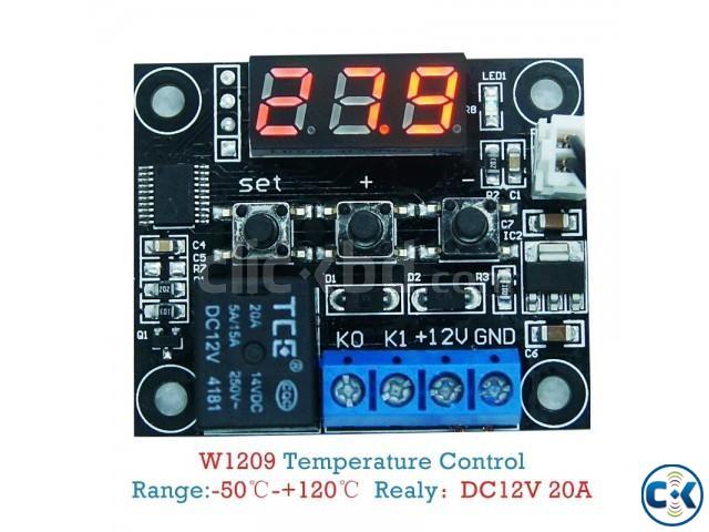 W1209 Incubator Temperature Controller   ClickBD large image 0