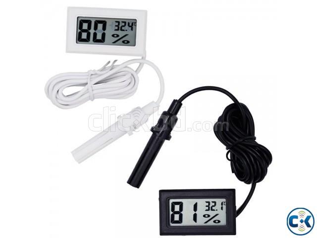 Incubator Temperature Humidity Meter   ClickBD large image 0