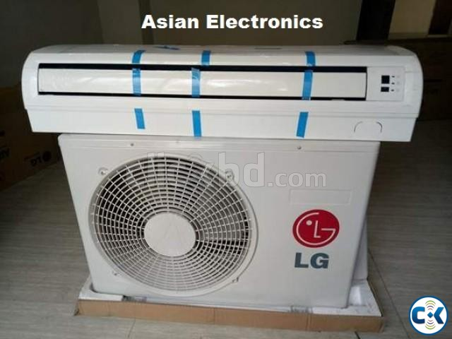 LG S186HC 1.5 Ton Split Type AC 3 Yrs Warrenty | ClickBD large image 0