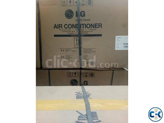LG S186HC 1.5 Ton Split Type AC 3 Yrs Warrenty | ClickBD large image 3