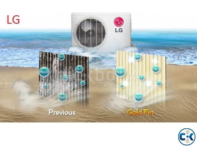 LG S186HC 1.5 Ton Split Type AC 3 Yrs Warrenty | ClickBD large image 4