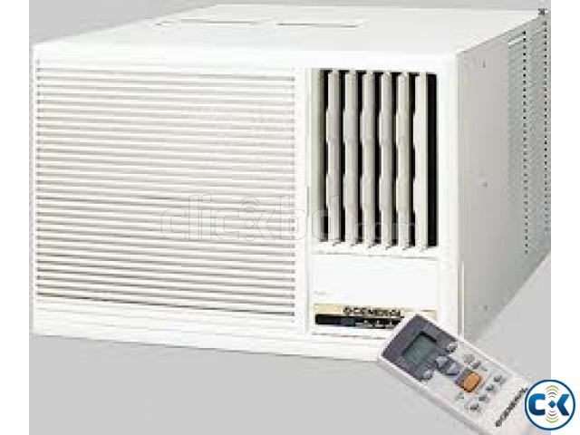 General AXGT18AATH 1.5 Ton Window Type Air Conditioner | ClickBD large image 0