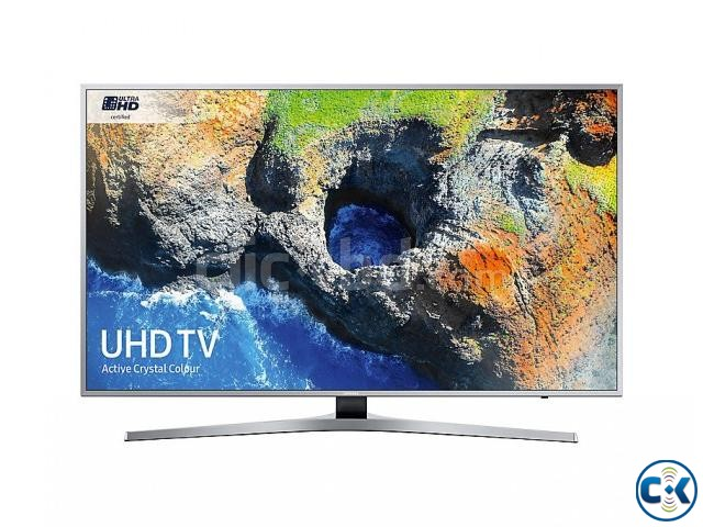 Samsung 55 MU6400 Active Crystal Colour 4K HDR Smart TV | ClickBD large image 0