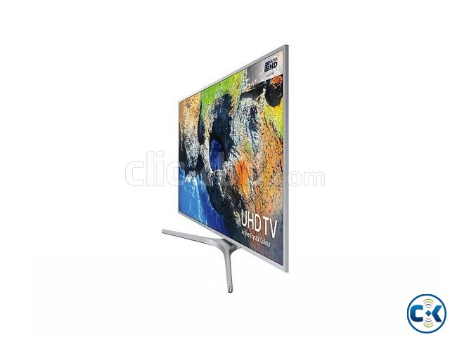 Samsung 55 MU6400 Active Crystal Colour 4K HDR Smart TV | ClickBD large image 2