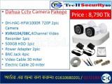 Dahua CCTV Camera Pakege