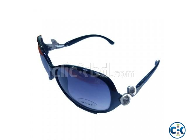 Black color Sunglass 5414997.  | ClickBD large image 1