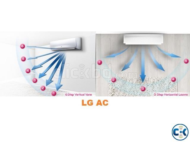 LG S186HC 1.5 Ton Split Type AC  | ClickBD large image 0