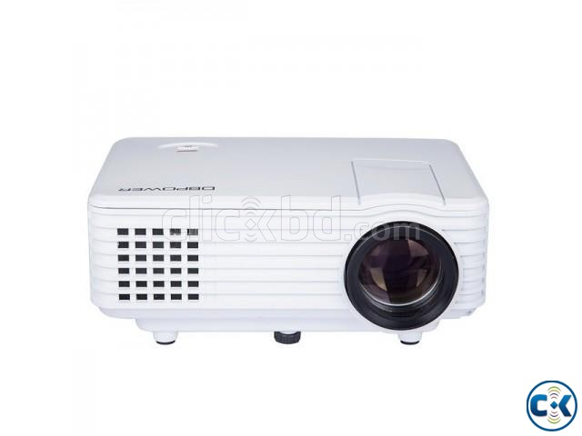 Mini RD-805 LED Projector With Built in TV Card | ClickBD large image 0