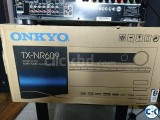 Onkyo TX-NR609 3D 4K AV Receiver from UK