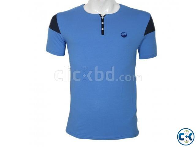 Men s Short Sleeve T-Shirt | ClickBD large image 1