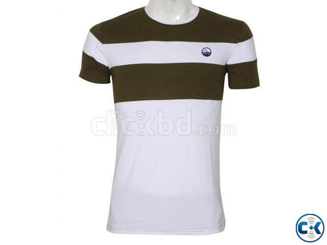 Men s Short Sleeve T-Shirt | ClickBD large image 1