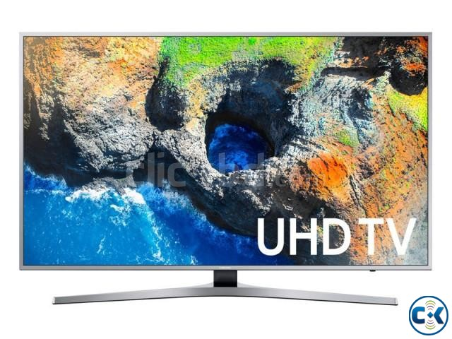 Samsung 43 4K Smart TV Price in Bangladesh 43 MU7000 | ClickBD large image 0