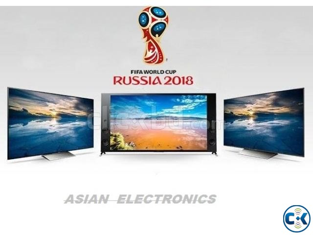 FIFA OFFER 65 inch SONY BRAVIA X8500C Smart 4K 3D TV   ClickBD large image 2