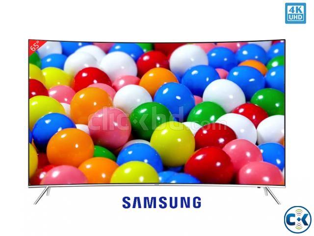 Samsung 55 KS8500 Curved 4K SUHD TV | ClickBD large image 0