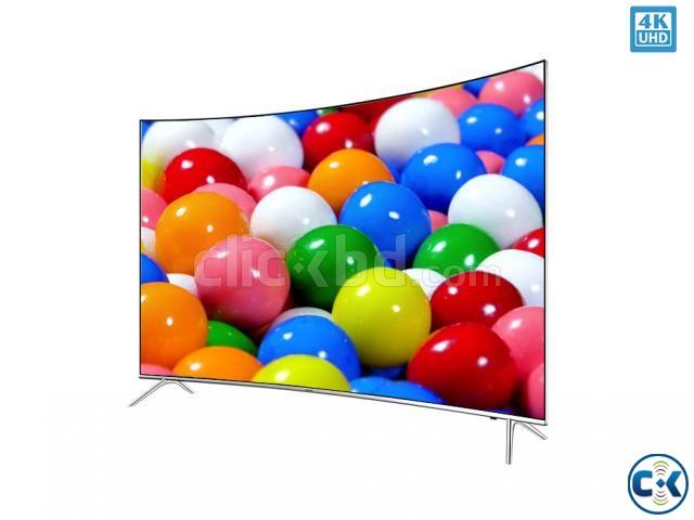 Samsung 55 KS8500 Curved 4K SUHD TV | ClickBD large image 1