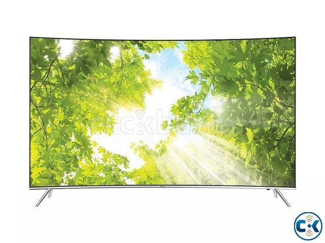 Samsung 55 KS8500 Curved 4K SUHD TV | ClickBD large image 4