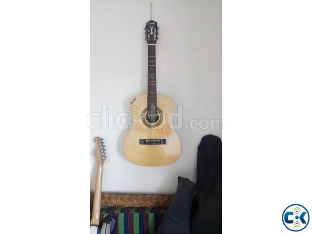 Nylon String Givson Guitar Indian  | ClickBD large image 0