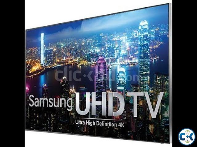SAMSUNG 65 MU6100 4K ULTRA HD SMART LED TV   ClickBD large image 0