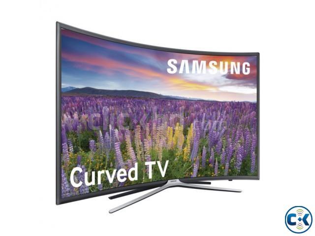 Samsung 48 J6300 Curved Smart LED TELEVISION TV | ClickBD large image 0