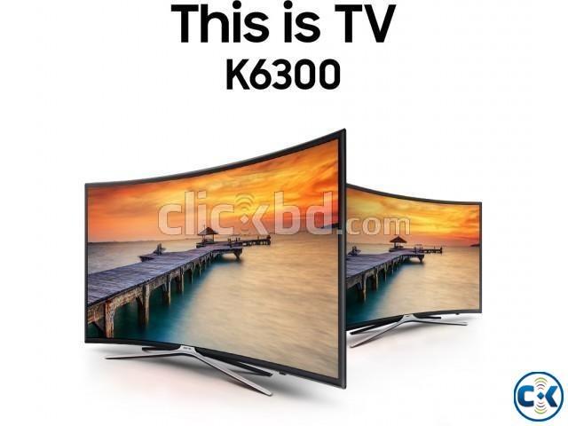 Samsung 48 J6300 Curved Smart LED TELEVISION TV   ClickBD large image 1