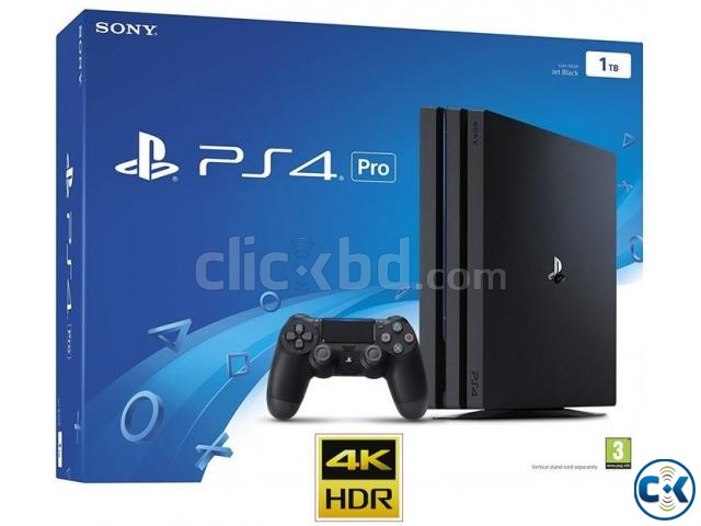 Sony PS4 AMD Radeon Jaguar 8 Cores 8GB RAM Game Console | ClickBD large image 0