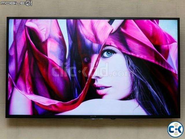 5 yrs warrenty Sony X7000E 55 Wi-Fi Smart Slim 4K HDR TV   ClickBD large image 0