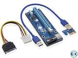 PCI-E 1X to 16X Riser V-006C