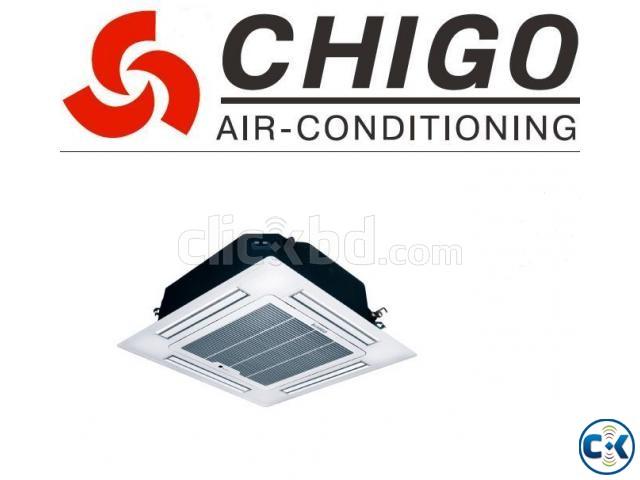 Chigo 5 Ton Cassette ceilling Type AC | ClickBD large image 0