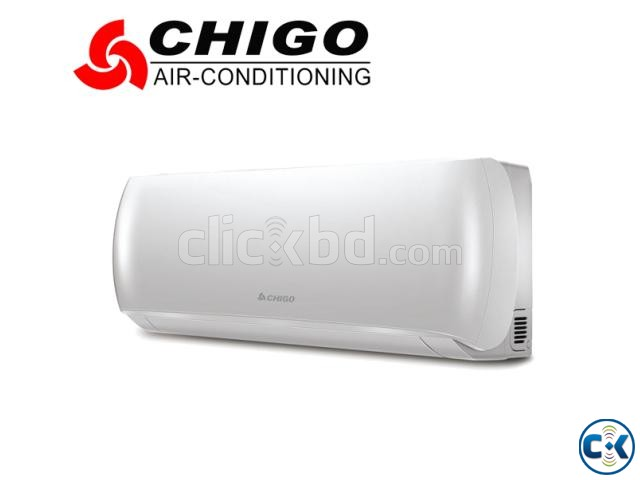 Energy Saving CHIGO 2.5 Ton Split ir conditioner AC | ClickBD large image 0