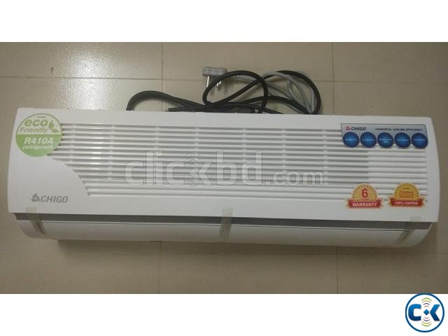 Energy Saving CHIGO 2.5 Ton Split ir conditioner AC | ClickBD large image 1