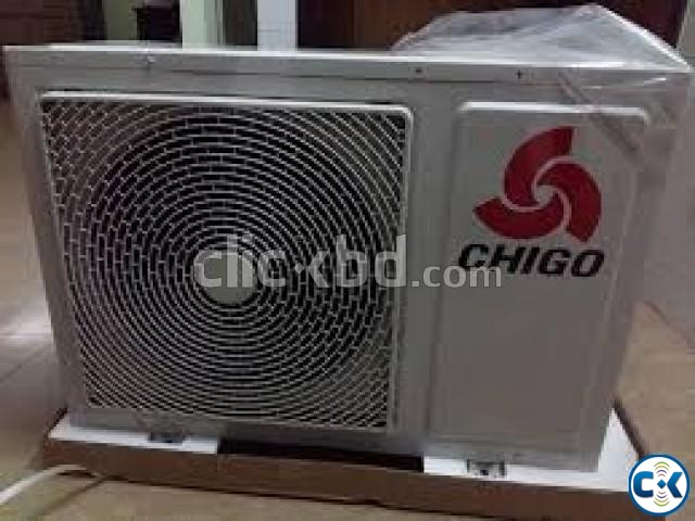 Energy Saving CHIGO 2.5 Ton Split ir conditioner AC | ClickBD large image 2